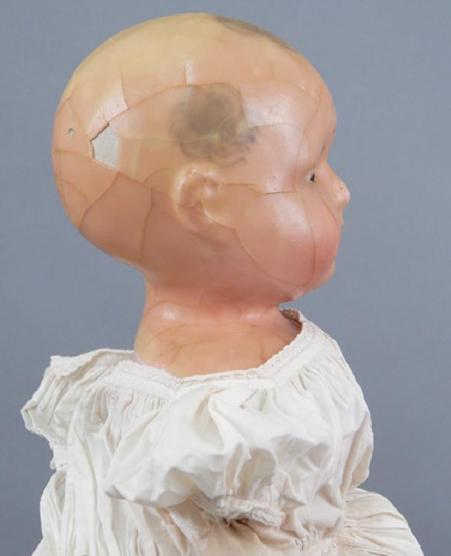 Motschmann Taufling wax doll - 6