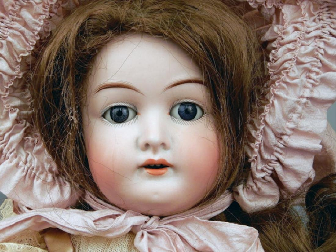 Karl Hartmann bisque head doll - 2