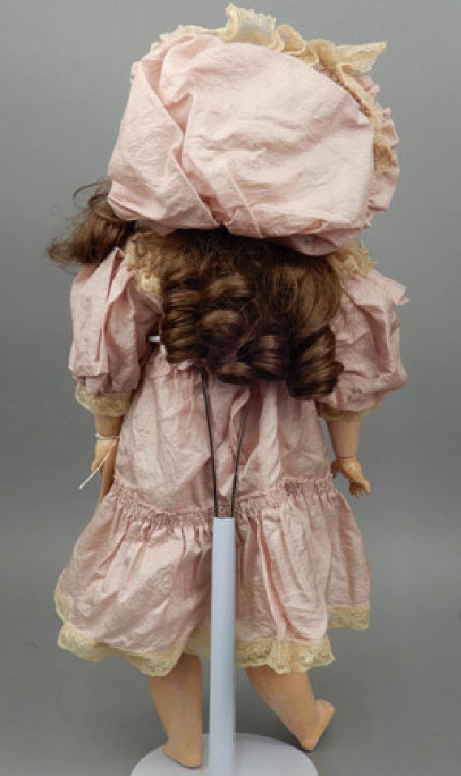 Karl Hartmann bisque head doll - 4