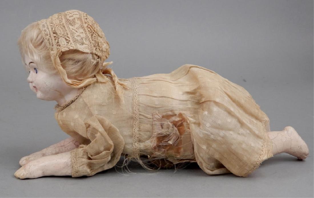 Ives & Blakeslee Creeping Baby Doll - 6