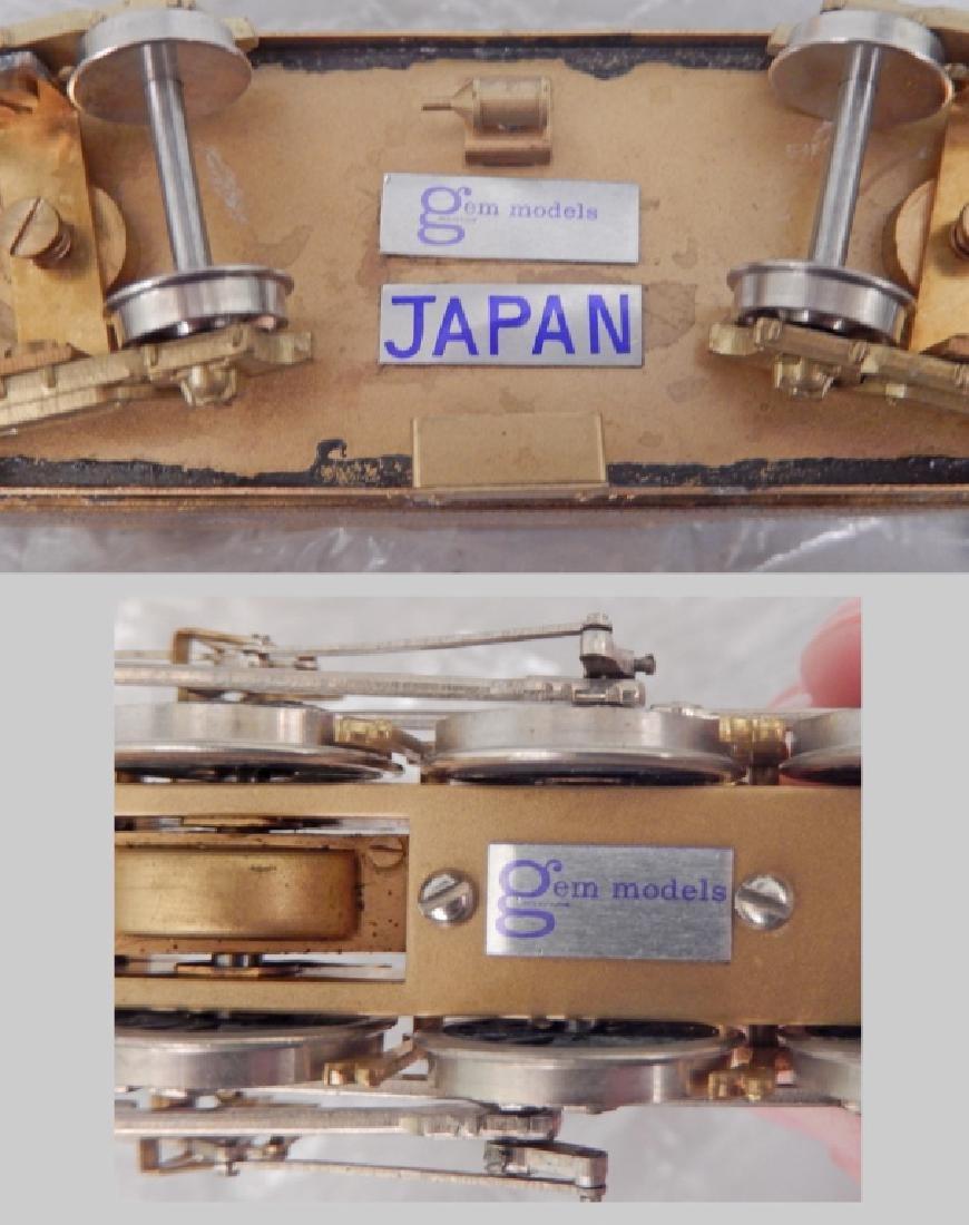 Samhongsa Models caboose and Gem Models MO 101 in boxes - 9