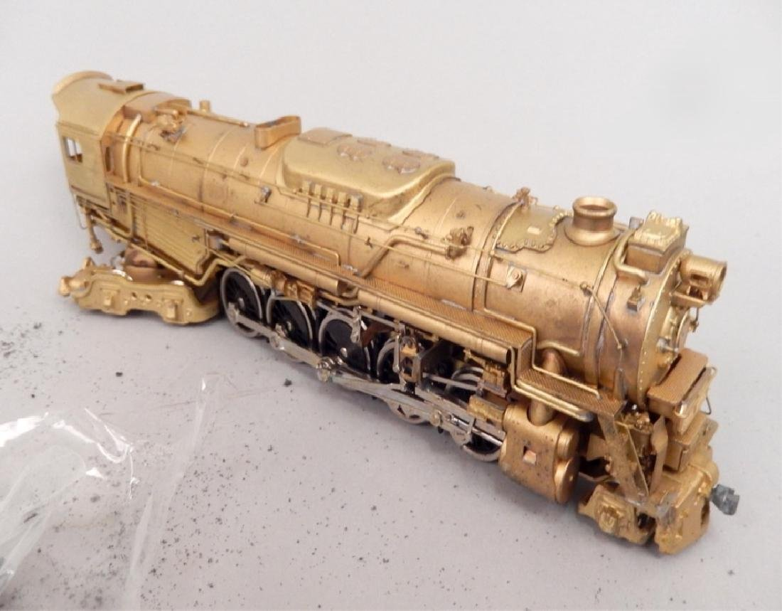 Westside Model Co. Pennsylvania J-1 2-10-4 brass engine - 7