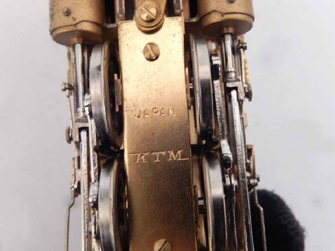 Westside Model Co. Pennsylvania J-1 2-10-4 brass engine - 8