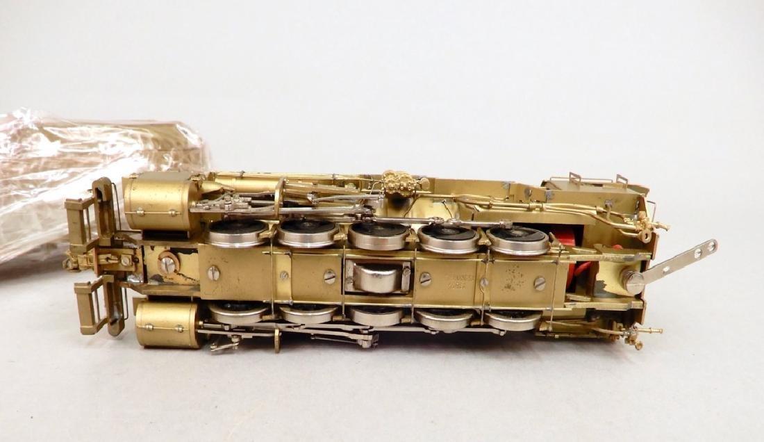 Westside Model Co. U-1 0-10-0 brass engine and tender - 6