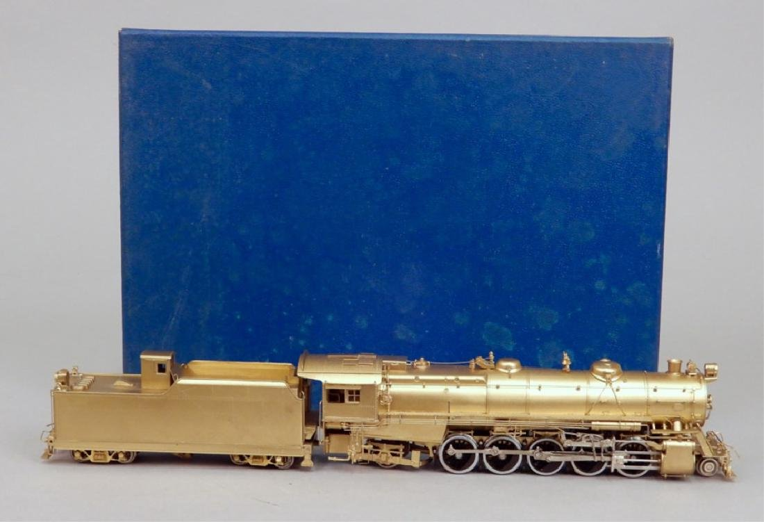 Alco Models Kobra N-2sa 2-10-2 S-119 in original box
