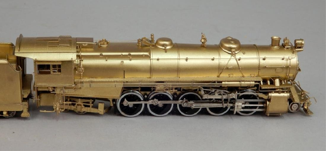 Alco Models Kobra N-2sa 2-10-2 S-119 in original box - 3