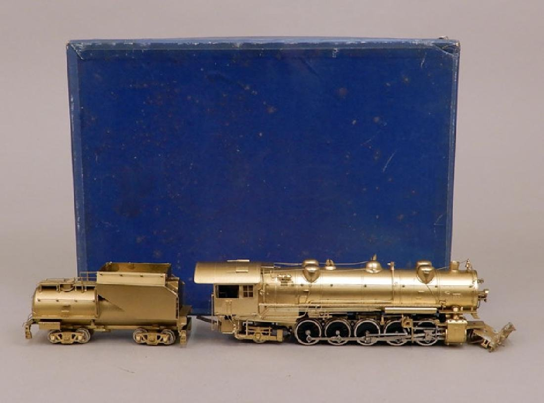 Alco Models Erie R-1 2-10-2 S-124 in original box