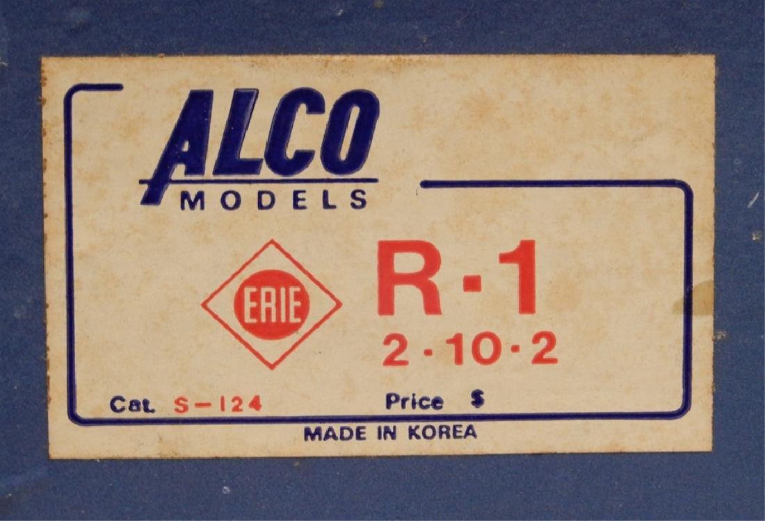 Alco Models Erie R-1 2-10-2 S-124 in original box - 2