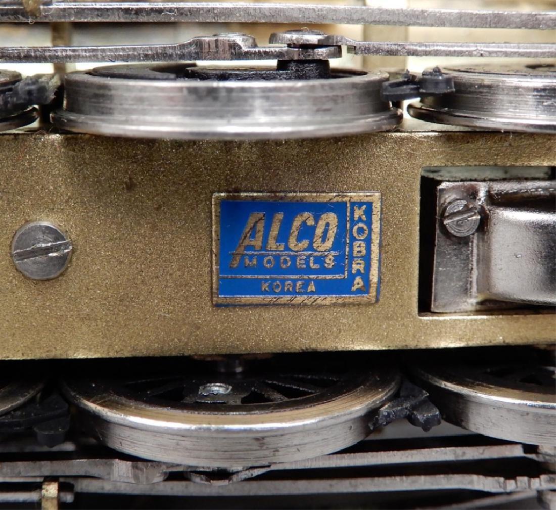 Alco Models Erie R-1 2-10-2 S-124 in original box - 6