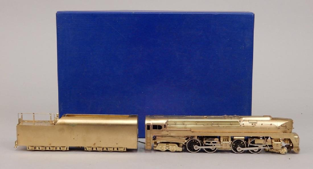 Alco Models PRR T-1 4-4-4-4 S-118 in original box