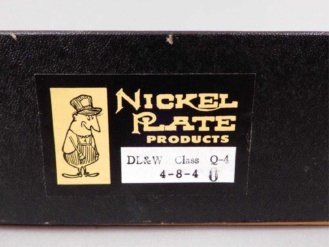 Nickel Plate Products DL&W Class Q-4, 4-8-4 in original - 10
