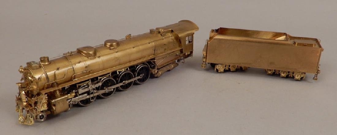 Nickel Plate Products DL&W Class Q-4, 4-8-4 in original - 3