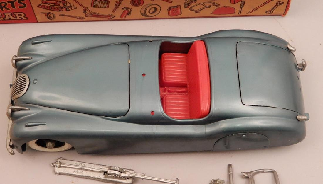 Marx Fix-All Sports Car in original box - 3