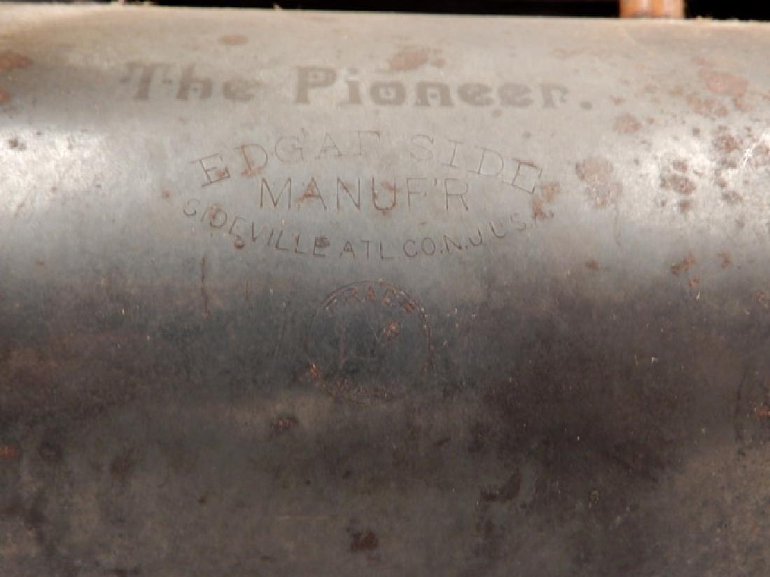 Edgar Side Pioneer Steam Engine - 3