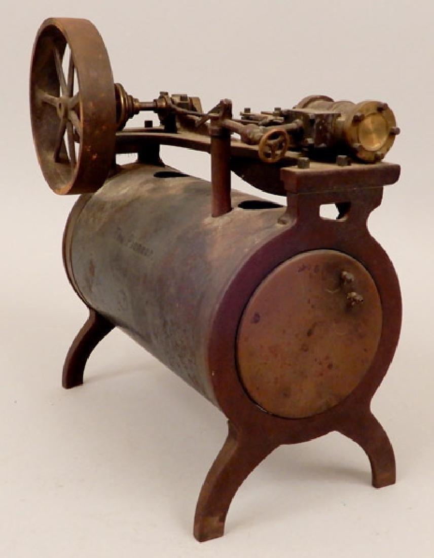 Edgar Side Pioneer Steam Engine - 4