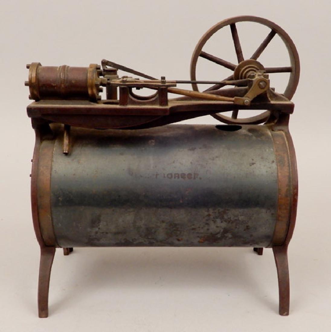 Edgar Side Pioneer Steam Engine - 5