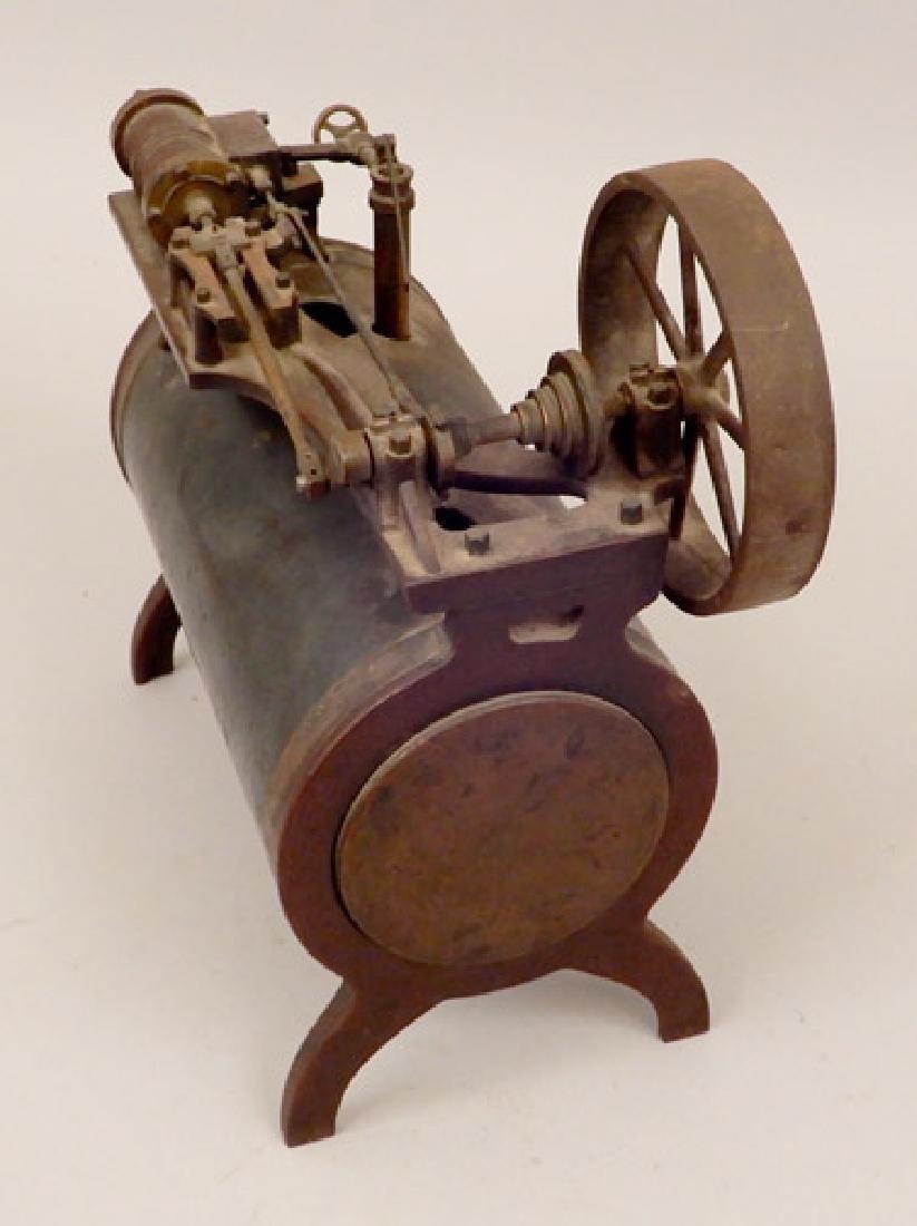 Edgar Side Pioneer Steam Engine - 6