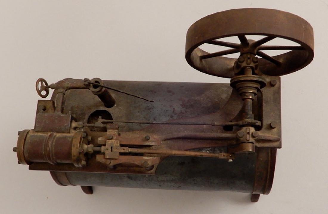 Edgar Side Pioneer Steam Engine - 7