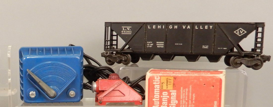 Lionel post war O gauge freight set - 2