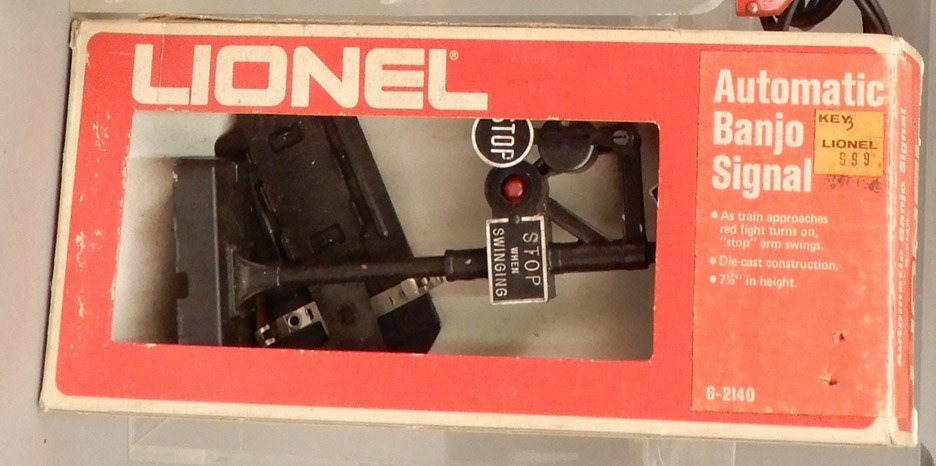 Lionel post war O gauge freight set - 4