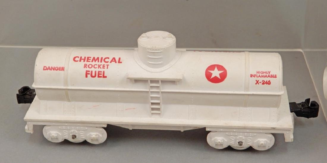 Marx Cape Canaveral Missile Express Train set No. 7350 - 10