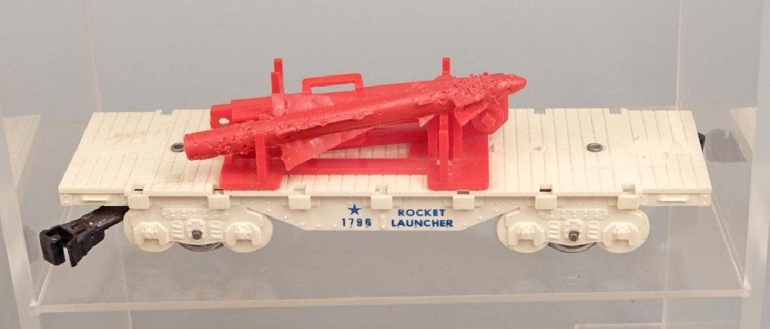 Marx Cape Canaveral Missile Express Train set No. 7350 - 5