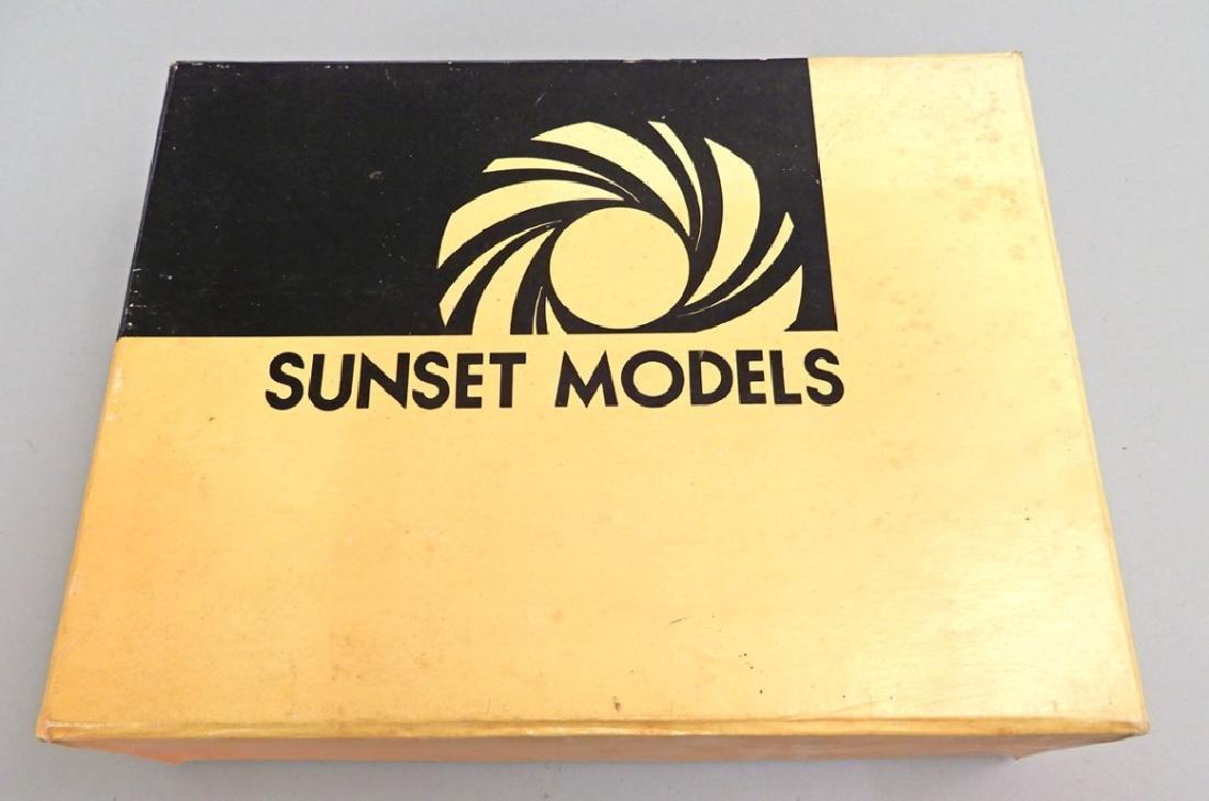 Sunset Models Pennsy RR H-8/9 'HO' 2-8-0 in box - 10