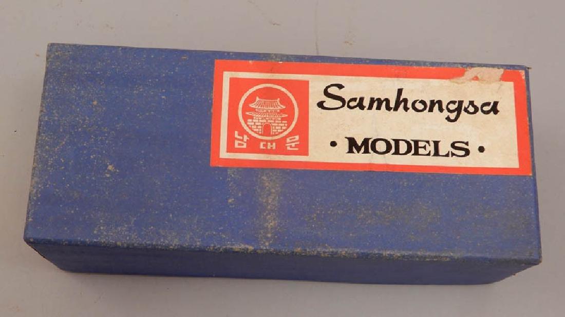Samhongsa Models SH-114 HO Reading Steel Gondola in box - 2