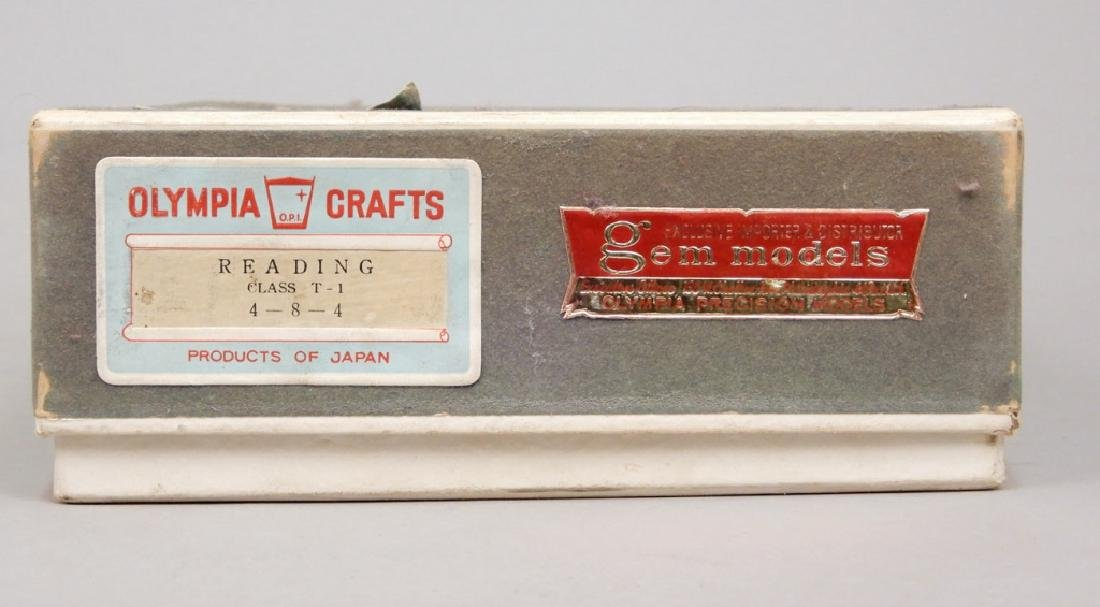 Gem Models Olympia Crafts Reading Class T-1 in box - 10