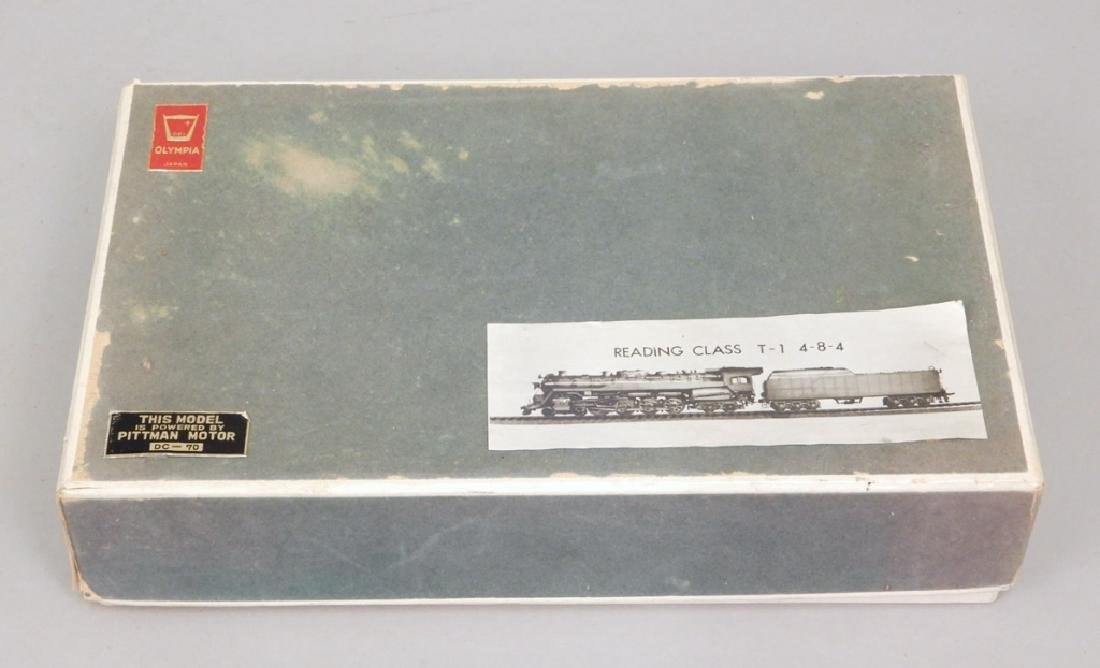 Gem Models Olympia Crafts Reading Class T-1 in box - 9