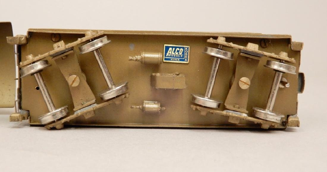 Alco Models E-5, 4-4-2, Cat. S-115 in original box - 6