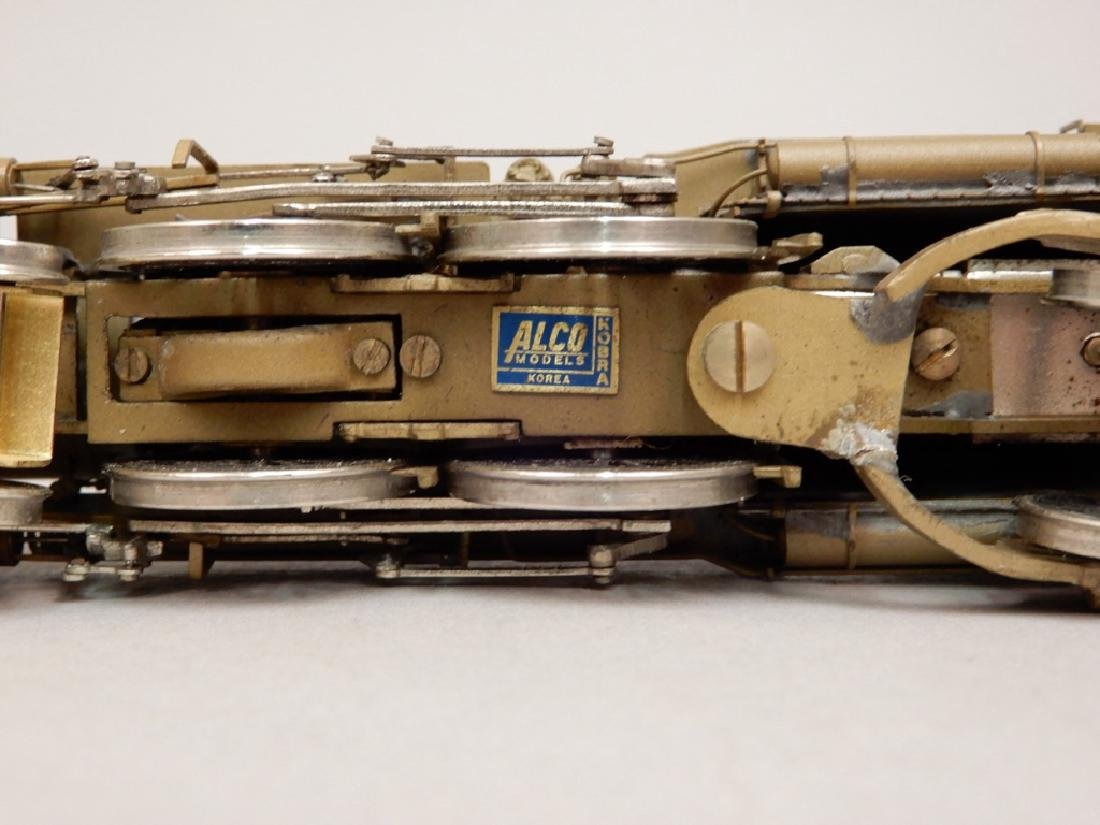 Alco Models E-5, 4-4-2, Cat. S-115 in original box - 7