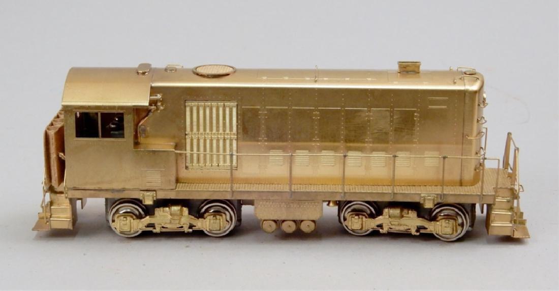 Hallmark Models brass HH-1000 Diesel engine in original - 4