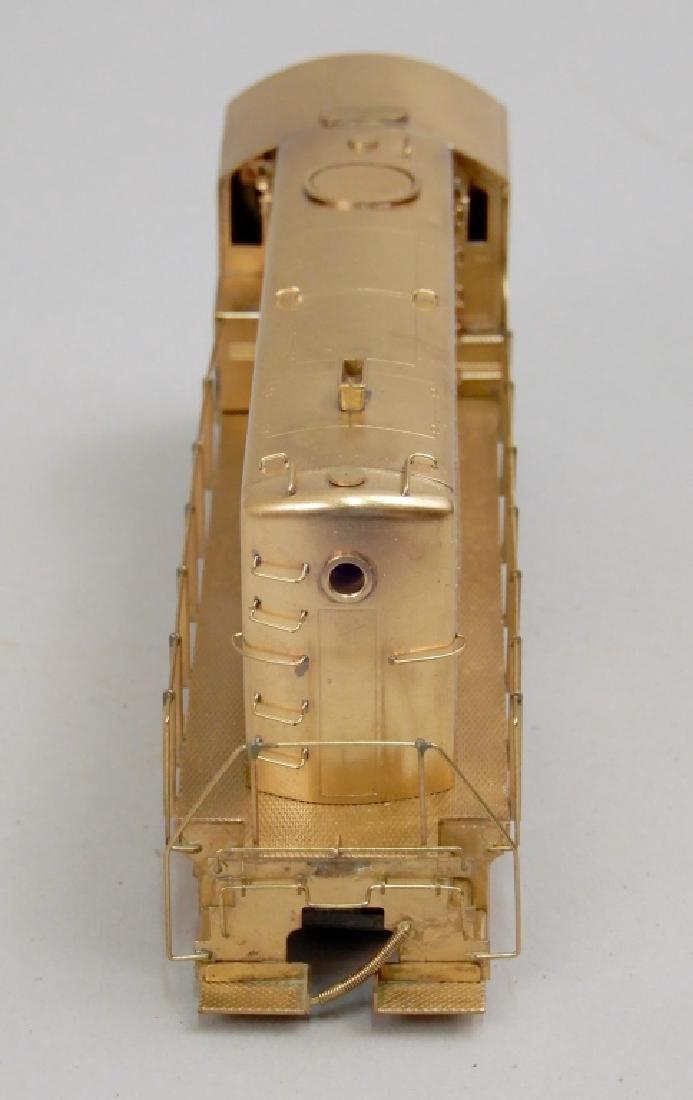Hallmark Models brass HH-1000 Diesel engine in original - 5