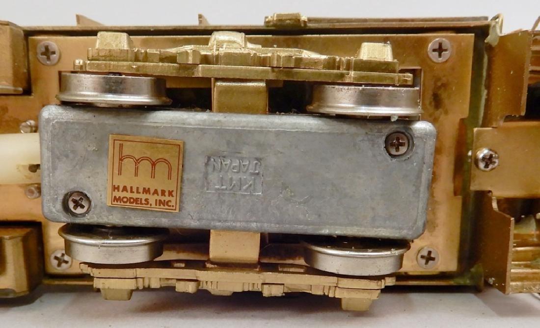 Hallmark Models brass HH-1000 Diesel engine in original - 6