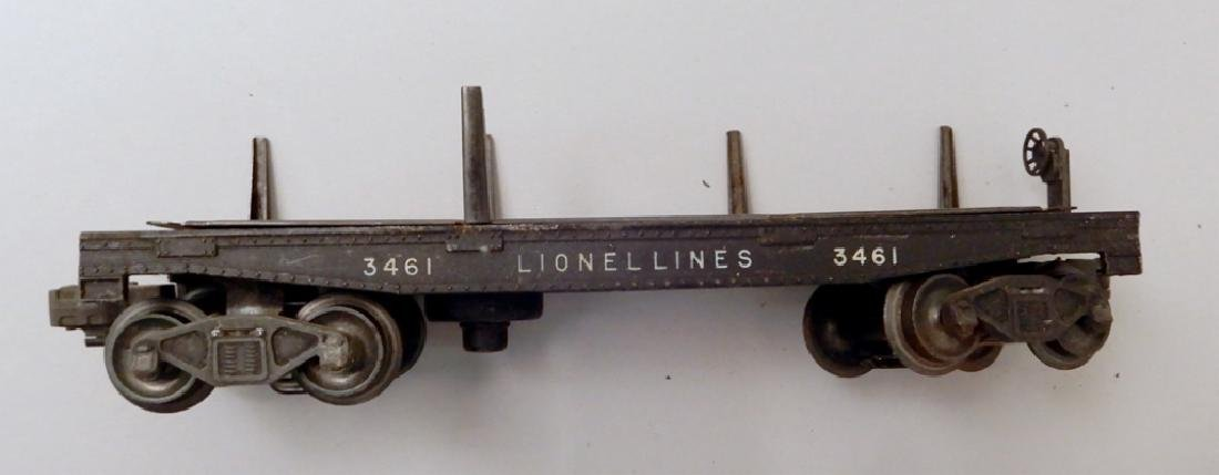 Grouping of Lionel post war O gauge freight cars - 6