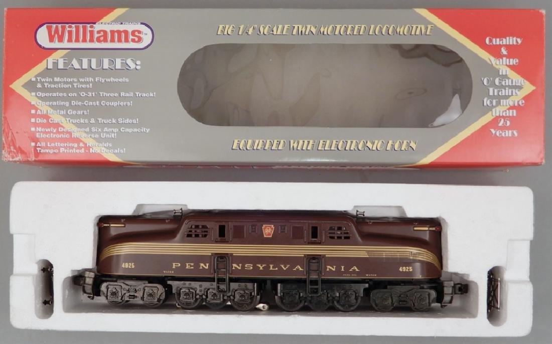 Williams GG1 Powered Locomotive Pennsylvania Red 5