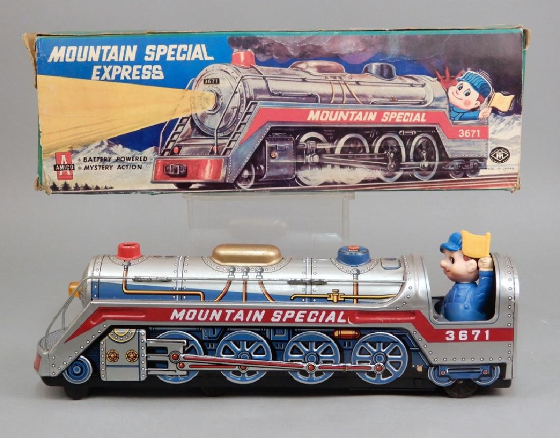Amico Mountain Special Express in box