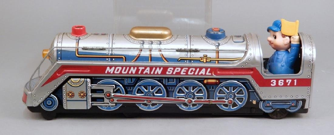 Amico Mountain Special Express in box - 2