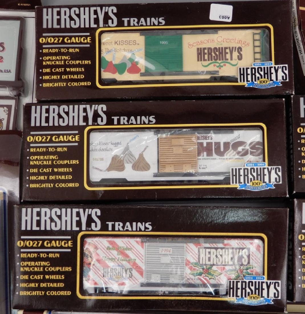 Hershey Trains, Train Accessories and Hershey's Heavy - 3