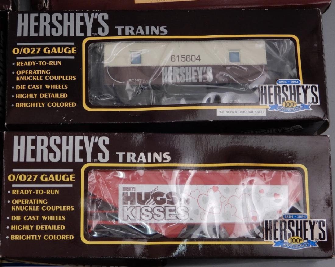 Hershey Trains, Train Accessories and Hershey's Heavy - 4