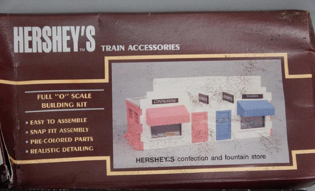 Hershey Trains, Train Accessories and Hershey's Heavy - 5