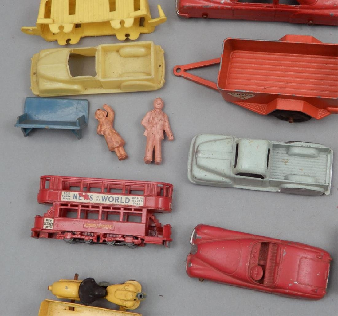 Grouping of diecast vehicles, and plastic vehicles - 6