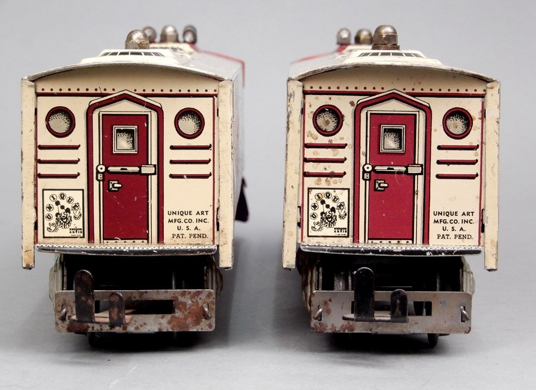 Rock Island diesel units by Unique Art - 6