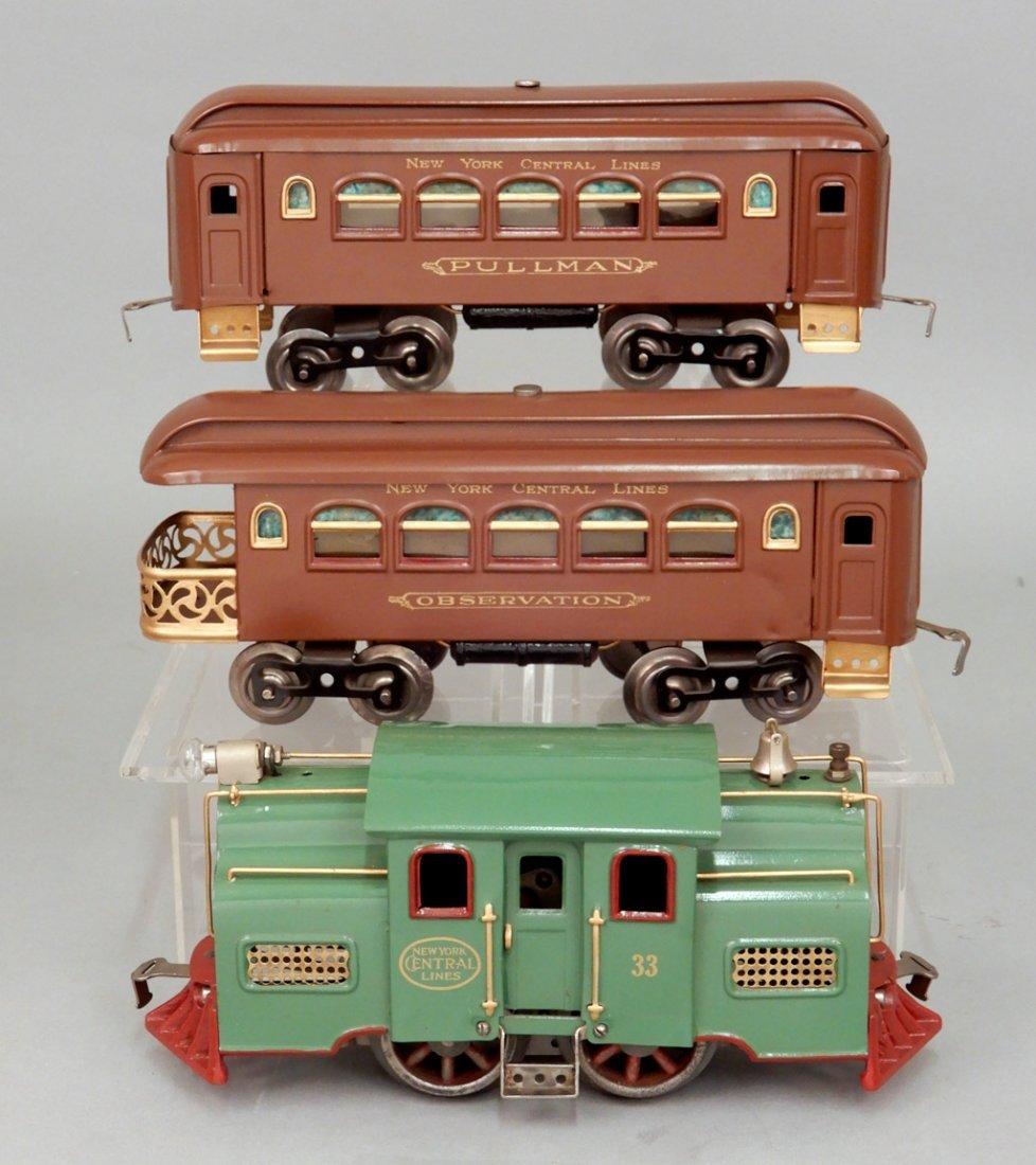 Lionel 33 passenger set