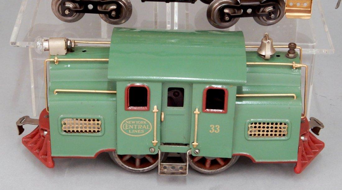 Lionel 33 passenger set - 2