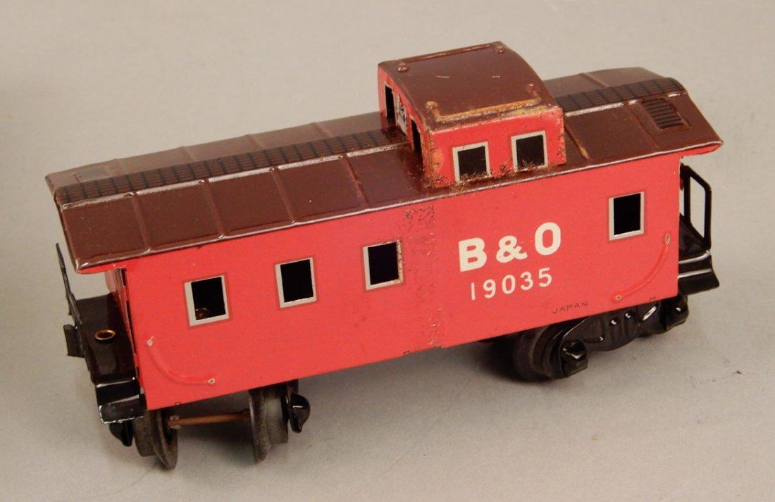 Battery Operated Model Train Set in original box - 6