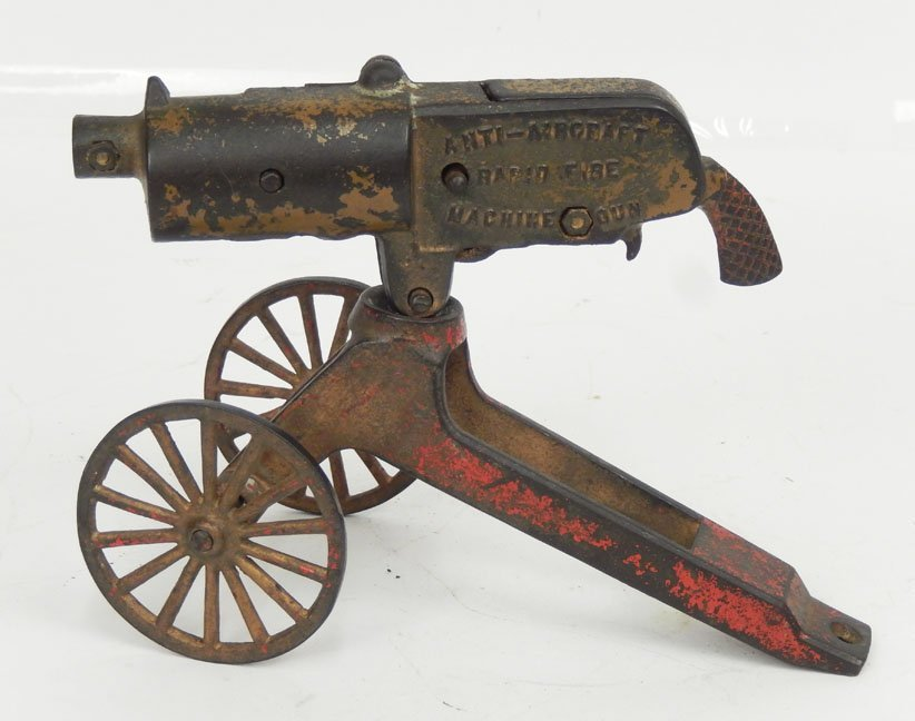 Rapid Fire Toy Machine Gun and Field Cannon - 5