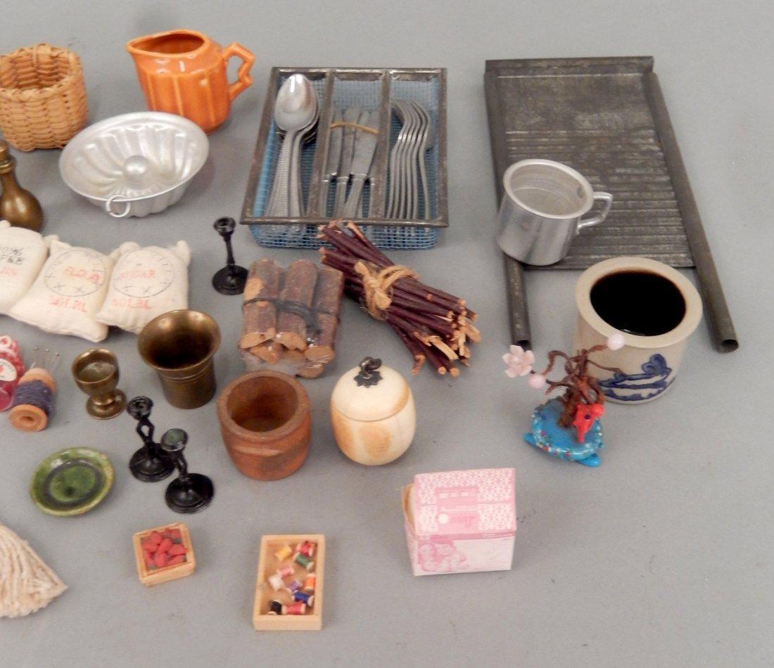 Assorted vintage miniature pieces - 2