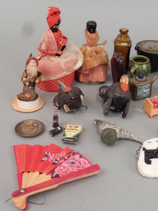 Assorted vintage miniature pieces - 4